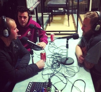 CPL Footy Show broadcasting Live from the Carrum Sports Club