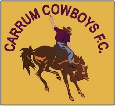 Carrum Cowboys logo